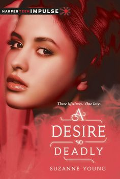 A Desire So Deadly by Suzanne Young | A Need So Beautiful, #2.5 / Novella | Publisher: Balzer + Bray | E-Book | Release Date: July 2, 2013 | www.suzanne-young.blogspot.com | #YA #paranormal