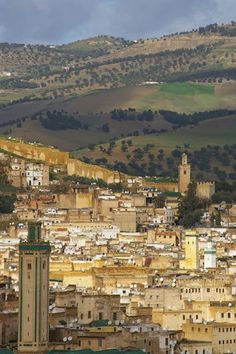 Fez, Morocco    #Morocco is the setting for Garment of Shadows, a Mary Russell and #SherlockHolmes #mystery by Laurie R. King.
