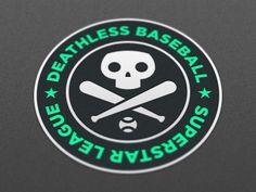 logo, ident, bet, basebal
