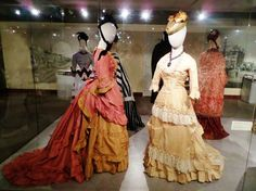 "The exhibition ""Alexander Vassiliev. Fashion in the mirror of history: 200 years of fashion."""