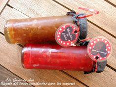 Mermeladas de cebolla y pimientos
