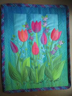 full view  ~  Pieces of A Quilter's Life: June 2012