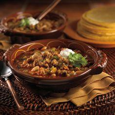 White Turkey Chili - Diabetic Gourmet Magazine Recipes (Check out the site!!)