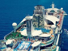 Royal Caribbean's beautiful Liberty of the Seas!
