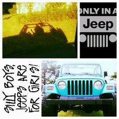 Jeep wrangler :-)