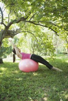 Ball Exercises for Cerebral Palsy
