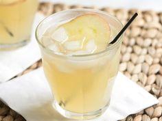 Whiskey Apple Fizz Drinks