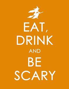 tons of Halloween ideas