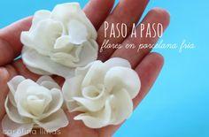 Paso a paso: Flores en porcelana | Blog de BabyCenter