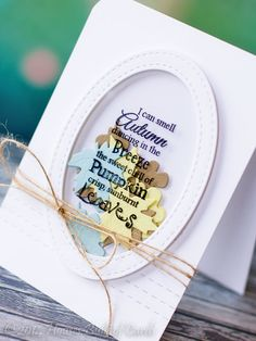 Houses Built of Cards: My Craft Spot Fall Release Hop and Giveaway!
