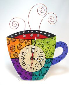 coffee time .... Is any time