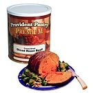 Provident Pantry® Freeze Dried Roast Beef (Cooked) - 25 oz  favorite preparedness item from Emergency Essentials