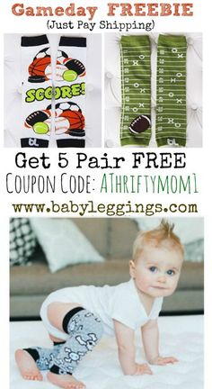 FREE Baby Leggings F