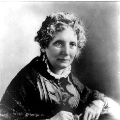 HARRIET BEECHER STOWE (1811-1896) Her Uncle Tom's Cabin inspired a generation of abolitionists and set the stage for civil war.