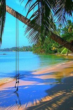 Koh Mak Island Beach, Thailand