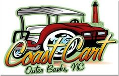 Coast Cart offers a variety of all electric, economical, low speed #vehicles for tours of the northern beaches and Currituck #Heritage Park, including the Historic Corolla Village, Currituck Beach #Lighthouse, and Whalehead Club.