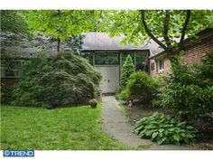 California style home in northside Villanova.  MLS #6324210