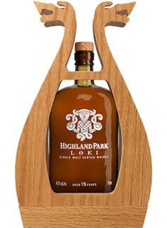 Highland Park Loki Single Malt Scotch Whisky - Viking!
