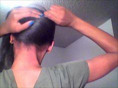 Fake an Edgy Rihanna Short Hair Cut Tutorial