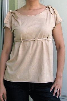 refashion T shirt