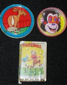 Cracker jacks toys