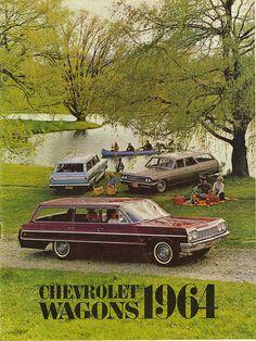 1964 Chevrolet Station Wagons