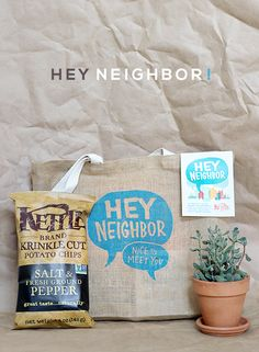 Do You Know Your Neighbors? #GiftIdea #GiftBasket