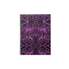 Notebook Floral abstract background  http://www.zazzle.com/notebook_floral_abstract_background-130188130633313969