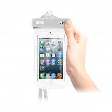 Capa Acuática para Smartphones 5 Polegadas Puro - Branca  17,99 €