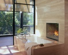 Fireplace Design Ideas, Pictures, Remodel, and Decor - page 9