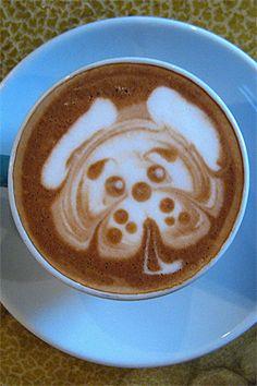 Fancy and Pretty Arts of Coffee Foam