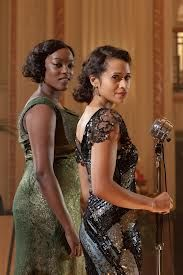 Angel Coulby and Wun