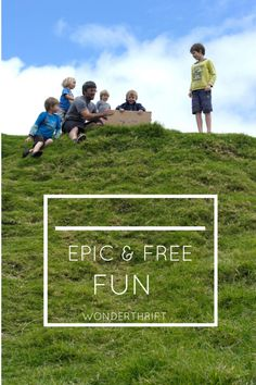 Thrifty Fun: An epic, free activity for the whole family | WONDERTHRIFT