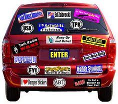 Summarizing using bumper stickers