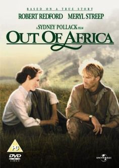Out of Africa (1985) Beautiful!