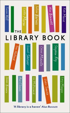 'The Library Book' cover