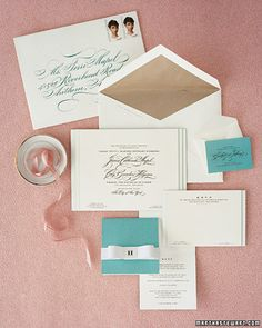 Addressing and Mailing Your Wedding Invitations