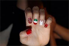 Day 125: Cinco de Mayo Nail Art www.nailsmag.com