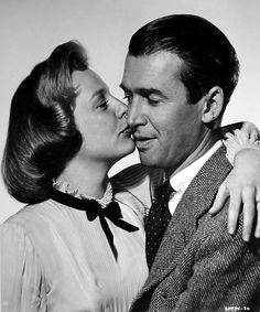 June Allyson, James Stewart– The Stratton Story