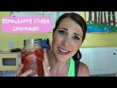 Strawberry Vodka Lemonade Recipe