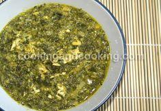 Torshi Tareh, Persian Sour Herb Stew