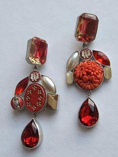 Grainne Morton - earrings