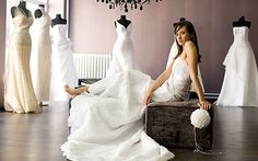 50% off Bridal-Gown Cleaning & Preservation, $65