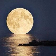 Super Moon by Brian Hope