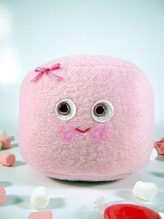Pink Mini Marshmallow