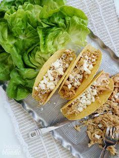 Baking with Blondie : Slow Cooker Salsa Verde Chicken