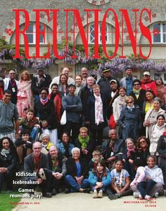 The Reunions magazine 2014 Summer Issue is now available! View online for free! In this issue: KidsStuff, Icebreakers, Games reunions play, and much more!