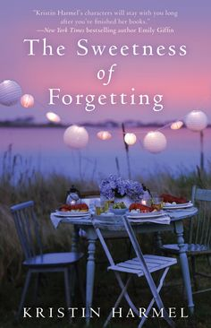 Longing for a Cape Cod trip, or maybe Paris? Kristin Harmel gives it to you in book form: SWEETNESS OF FORGETTING! Kristin's also giving away free downloadable copies of Simple Summer Recipes from Home. Click thru to download. #Free #Recipebook
