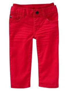 Paddington Bear™ for babyGap knit-waist jeans - A limited edition Paddington Bear™ collection for your newest little additions. Adventure awaits!