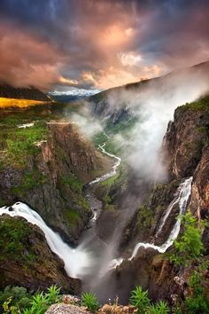 Voringfossen Waterfall, Norway - Favorite Photoz
